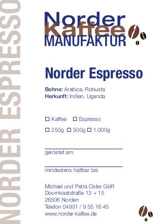 Norder Espresso