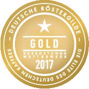 Röstergilde Gold 2017