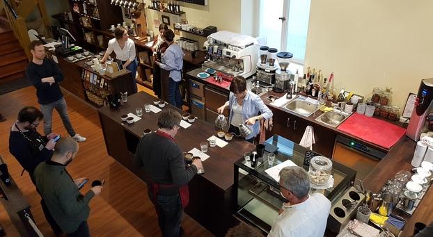 Norder Kaffeemanufaktur richtet Verkostungswettbewerb der Röstergilde aus