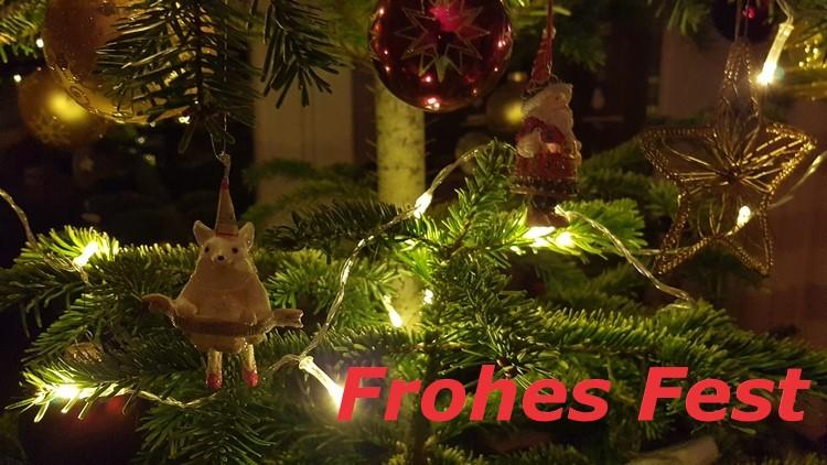 Frohes Fest wünscht Norder Kaffeemanufaktur